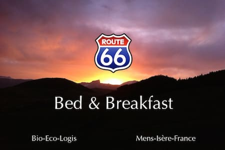 Bio-Eco-Bed&Breakfast in the Alps for a night - Bed & Breakfast