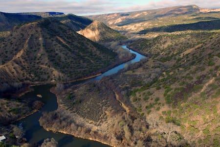 Rentatent Taos-Rio Grande Adventure - Taos - Tent