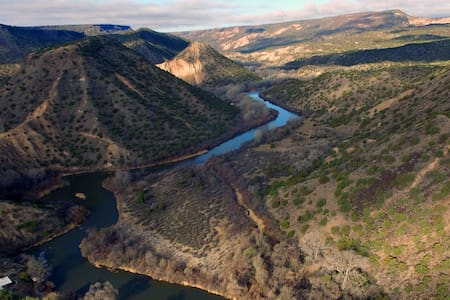 Rentatent Taos-Rio Grande Adventure - Zelt