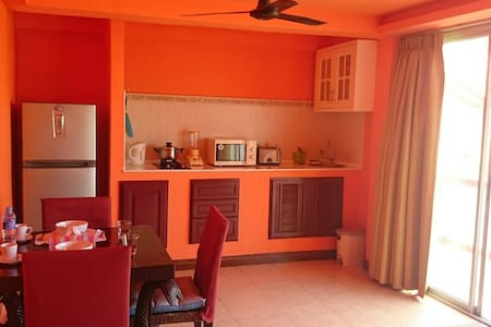 Apartments with Kitchen - Pension