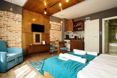 Cozy Flat with Jacuzzi Free Wifi - Fatih - Apartment