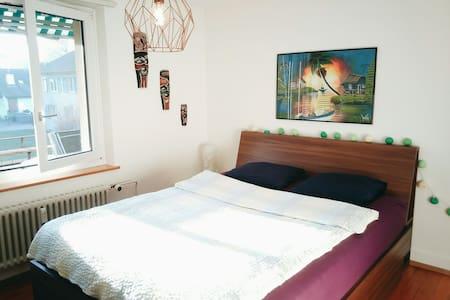 Gemütliches-Zimmer / 5 Busminuten zum Bahnhof - Winterthur - Apartemen