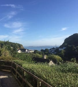 Cosy sea view apartment in Porthallow - Cornwall - Apartemen
