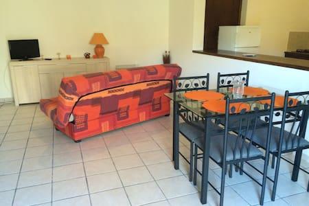 Loue bas de villa T2 de 60 m2 - Dům