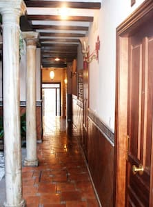 Great location in historic 16th century bulding ! - Apartment
