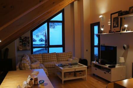 Precioso apartamento en Gavín, cerca de Formigal - Leilighet