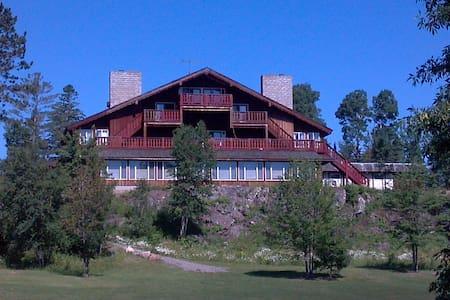 Creek Ridge Lodge on White Iron Lake, Room 5 - Ely