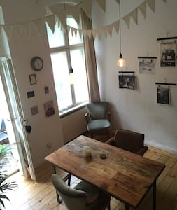 ALTBAU AM BOXHAGENER PLATZ - Berlin - Apartment