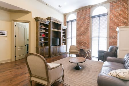 Baronne Street Luxury 1Bdr Suite F - New Orleans - Condominio