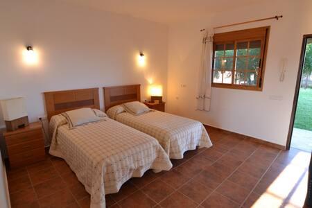 Habitación para  2 personas en Zahora - Nº2 Playa - Inny