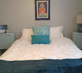 Private Bedroom near Downtown - Casa