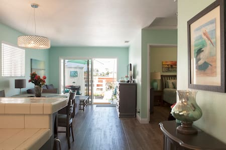 Corona del Mar Village Apartment - Newport Beach - Apartment