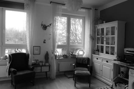 Helles, modernes Studio in Ottensen - Lägenhet