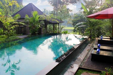 #7 NEW 1BR Truly Balinese Hospitality Experience - Tegallalang - Villa