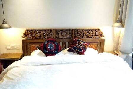 Tibetan Sunnyvally Double Room 201 - Deqen - Chatka