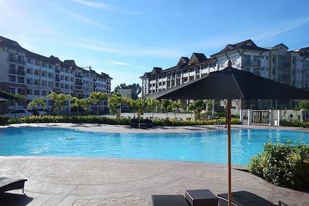 New One Oasis 1BR Condotel - Davao City - Condominio