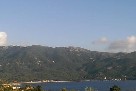 JoliT3,terrasse,100m plage - Daire
