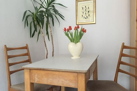room+bikes, close to train station - Münster - Apartment