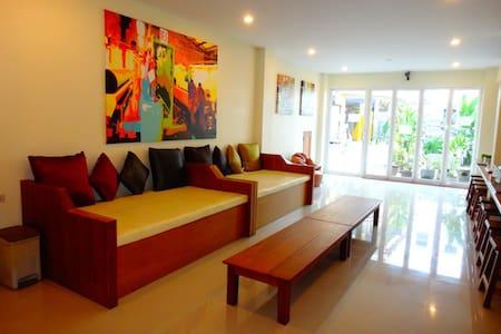 Charming Double Room on Koh Phangan - Villa