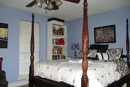 Quiet, safe, quality living 30 min from downtown. - Destrehan - Ház