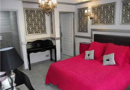 B&B - BAROQUE 2 Places - Puy du Fou - Bed & Breakfast