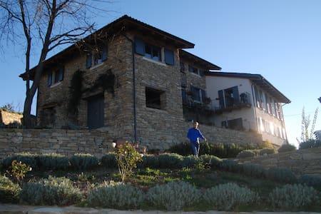 Unique Villa in unexplored italy with Alp views! - Mombarcaro - Villa