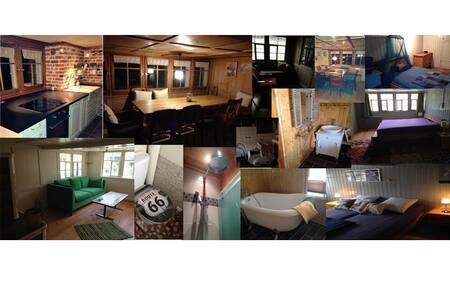 Luxeriös aiifach - House