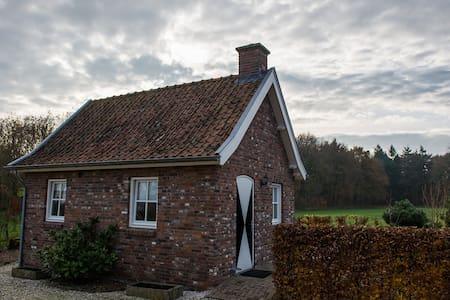 Vakantiehuisje aan de bosrand - Geijsteren