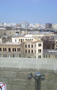 Sumgait (30 min far from Baku), Azerbaijan - Haus