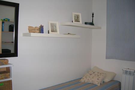 Habitación individual en Barrio de Salamanca - Madrid - House