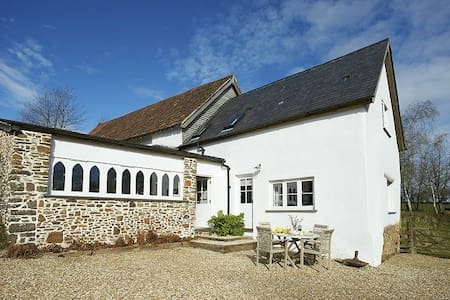 Woodland Cottage (Devon) - Romansleigh, South Molton  - Huis