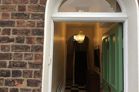 Asylum House bedroom 4 - Londonderry - Townhouse