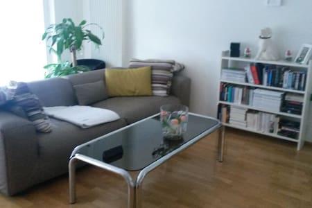 2,5 Zimmer mit grosser Terrasse - Köniz - Apartament