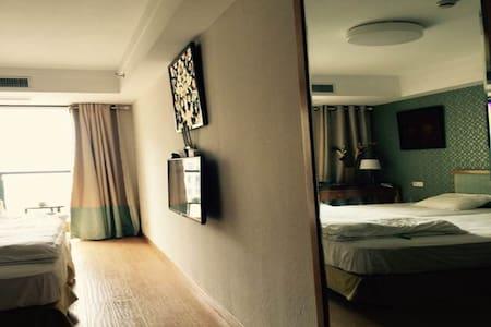 黄山元一DD公寓双床房 - Huangshan - Apartamento