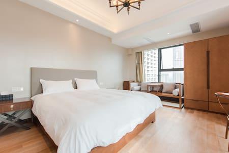 奥体中心,地铁口,机场西湖20分钟 整幢单身公寓 - Hangzhou