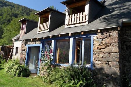 maison de montagne calme nature - Haus