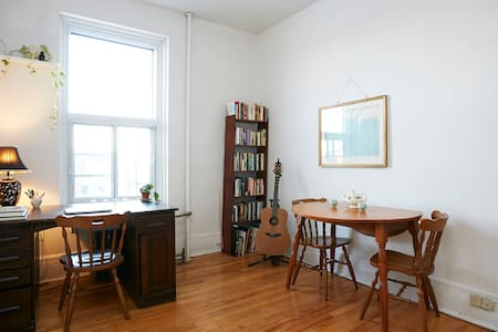 Mile End White Flat //1 bedroom - Wohnung