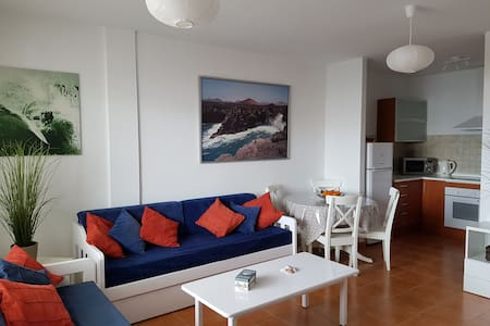 Apartment in the village of famara - Appartement