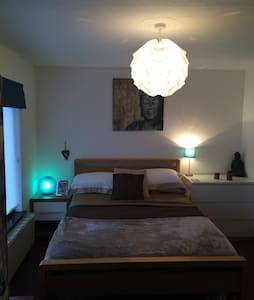 Double bedroom with en-suite - St Agnes - Bed & Breakfast