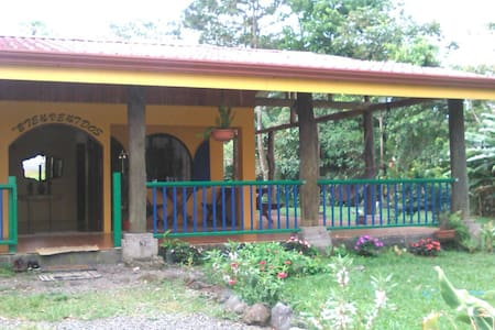 RIO CELESTE BACKPACKERS 2 - Casa
