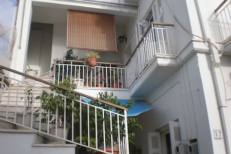 Aegina Island Apartment- Quiet with view near Port - Egina