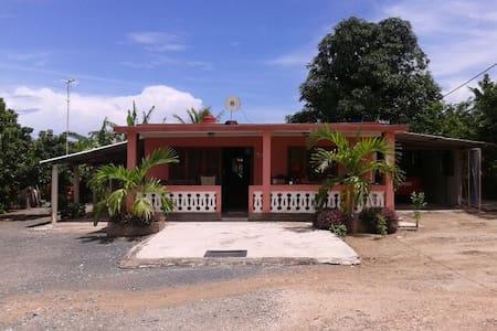 El Cayuelo - Ház
