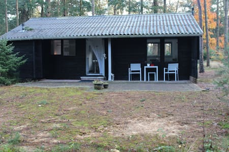 Romantische Blokhut 100% privacy  - Chalet