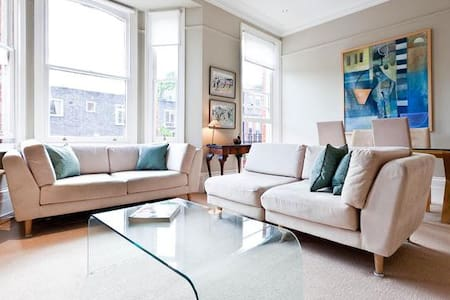 Romantic apartment in heart of Chelsea - London - Apartment
