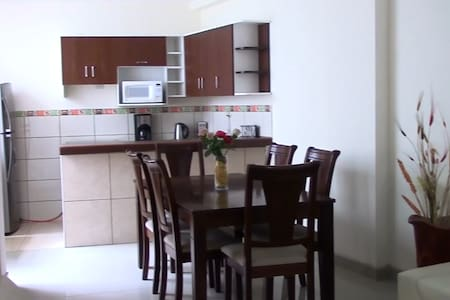 Nice Modern Duplex Well Located - Trujillo - Apartmen