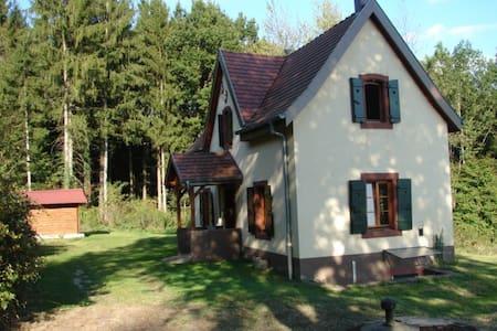 Jagdhaus / Pavillon de Chasse - Huis