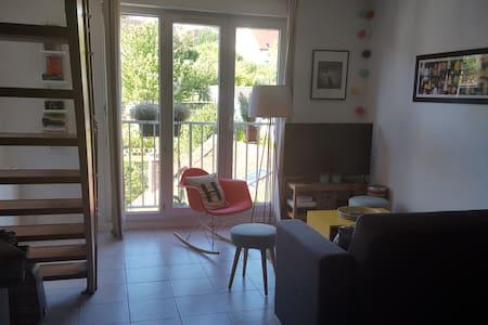 Appartement Duplex tres calme à Thorigny sur Marne - Apartment