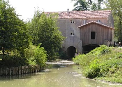 Moulin spacieux proche MARCIAC - Ev