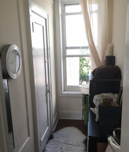 Spacious Bedroom with Bright Sunlight - Brooklyn - House