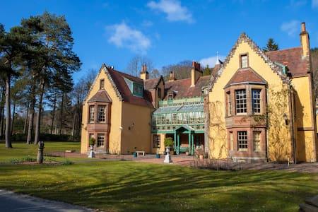 Valhalla, Leithen Lodge - House